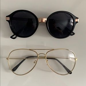 FREE GLASSES with next purchase from my shop